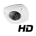 IP 4 Megapixel Outdoor IR Mini Dome with IR 2.8mm Fixed Lens  - HT-304-WDA