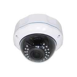 IP 720P Outdoor Vandal-proof Dome with IR and VF Lens plus POE IP Dome Camera, outdoor IP camera, Vandal dome IP 720P cam, IPC 1 Megapixel, varifocal outdoor IP dome