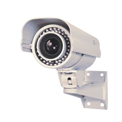 License Plate Capture (Eclipse LPR) 700+ TV Line Outdoor Bullet Camera with 5-50mm IR Varifocal Lens 960H, (Eclipse LPR), indoor dome cameras, cctv turret cameras,960H dome cameras,960H cameras, Best 960H , CCTV cameras, 960H Cameras