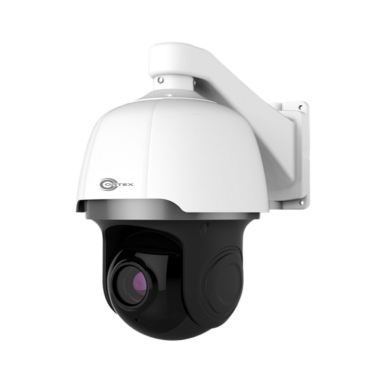COR-IP2SPD 2MP 1920(H)×1080(V) Medallion IP Infrared PTZ Security Camera with Dragonfire® LEDs  and 72~ 3.8 degree (Wide~Tele)  angle of view