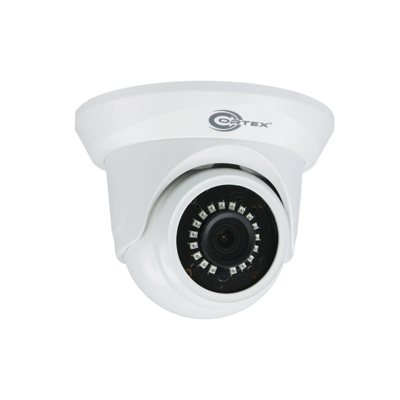 2 Megapixel Medallion Series 4 in 1 Outdoor Dome Security Camera with 3.6mm fixed lens AHD / TVI / CVI