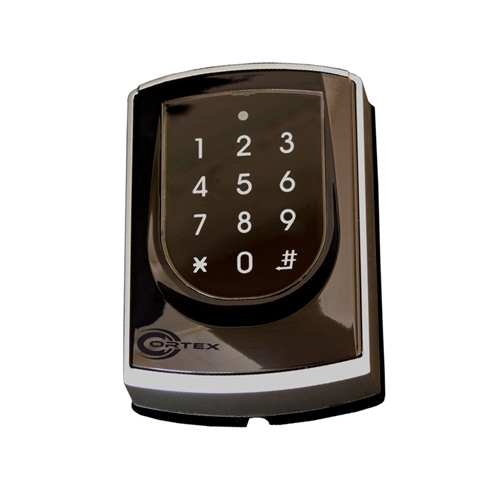 Outdoor Proximity Card Reader w/ Illuminated Keypad from Cortex®