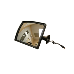 Rectangular Safety Mirror Hidden Camera with 3.6mm Fixed Lens 960H, indoor dome cameras, cctv turret cameras,960H dome cameras,960H cameras, Best 960H , CCTV cameras, 960H Cameras