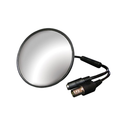 Round Safety Mirror Hidden Camera with 3.6mm Fixed Lens 960H, indoor dome cameras, cctv turret cameras,960H dome cameras,960H cameras, Best 960H , CCTV cameras, 960H Cameras