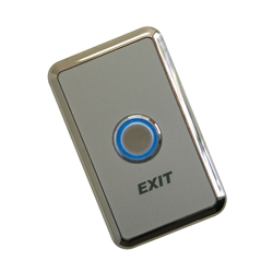 Double Gang Push To Exit Button with Bi-Color LED